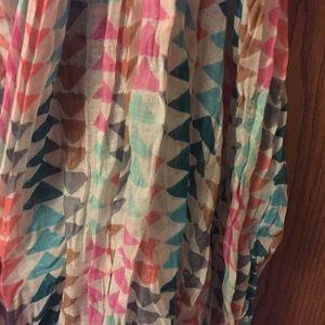 Stunning infinity scarf